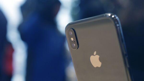 L'Apple iPhone X - Sputnik Italia