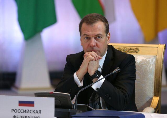 Dimtry Medvedev