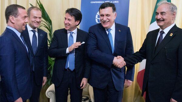 Alla conferenza di Palermo per la Libia - Sputnik Italia