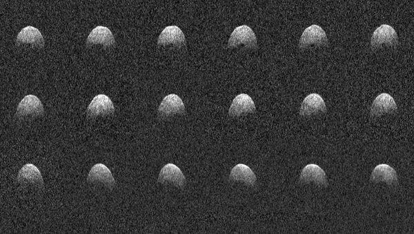 Immagini dell'asteroide Phaeton - Sputnik Italia