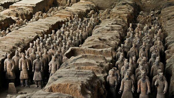 Esercito di terracotta in Cina - Sputnik Italia
