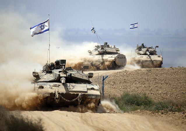 Carro armato israeliano Merkava