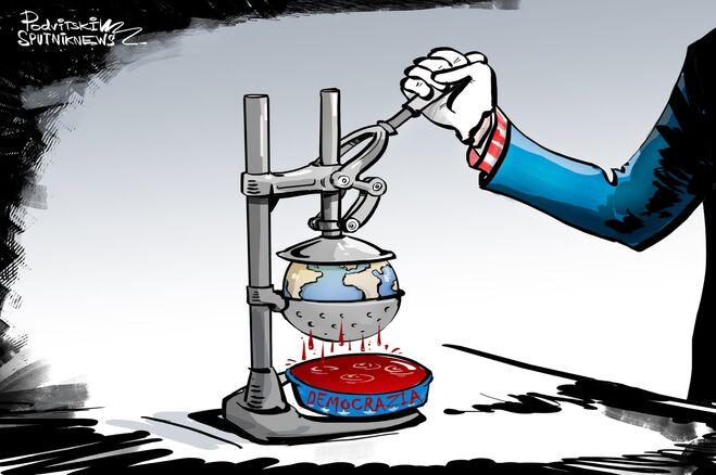 Democrazia all'americana