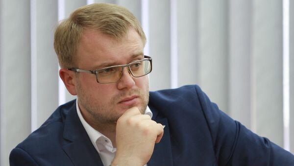 Il vice primo ministro della Repubblica di Crimea Dmitry Polonsky - Sputnik Italia