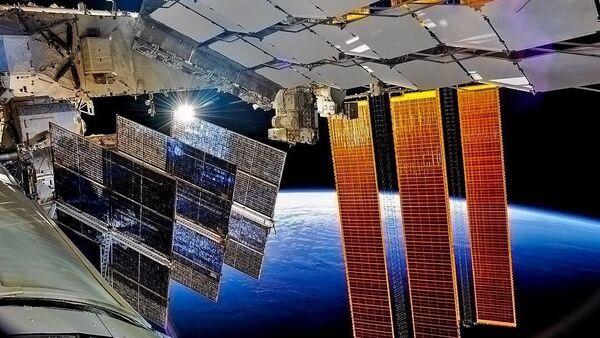 Рассвет на борту МКС - Sputnik Italia