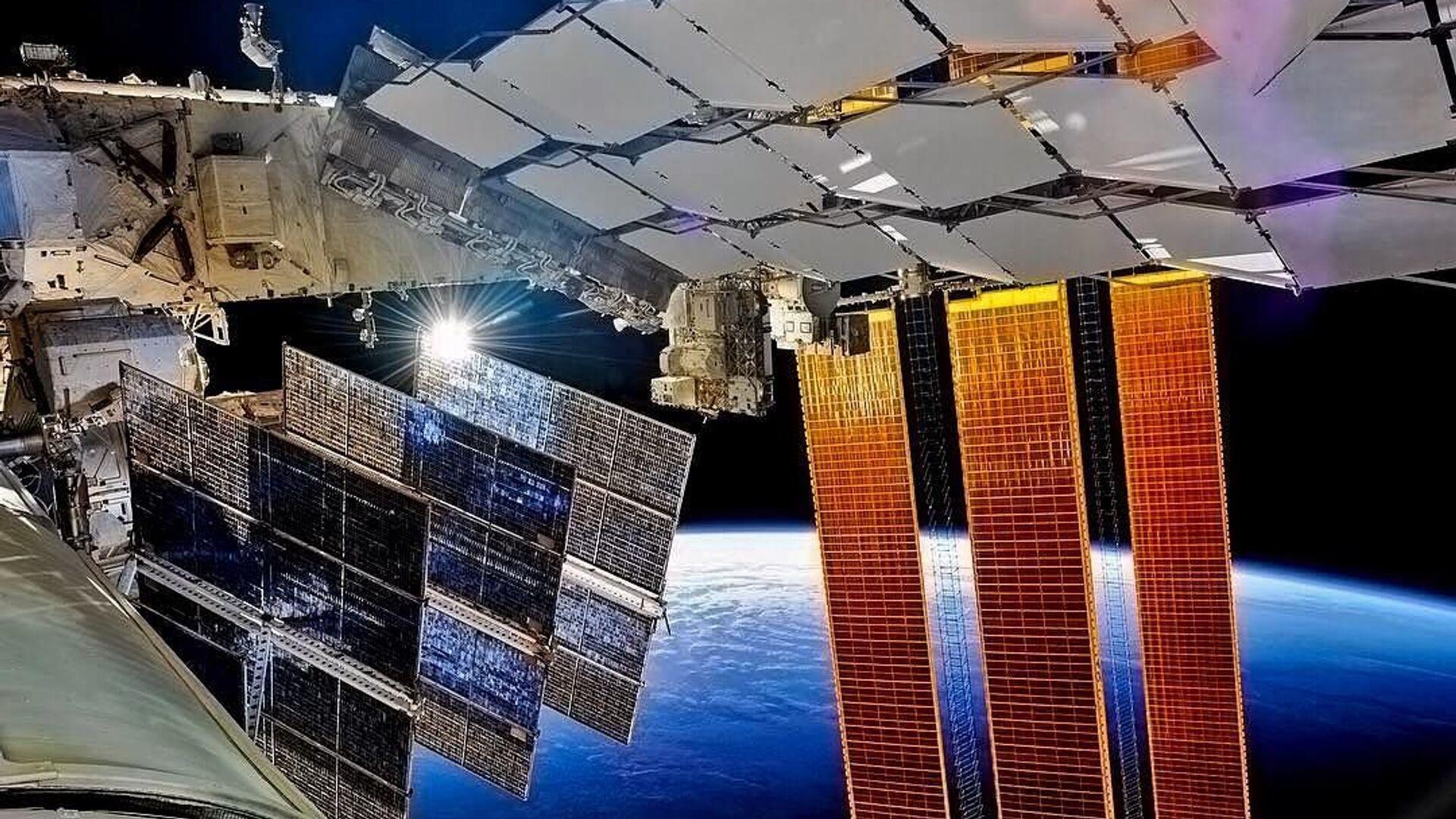 Stazione Spaziale Internazionale - Sputnik Italia, 1920, 09.09.2021