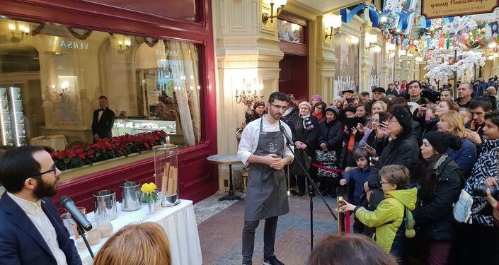 Stefano Guizzetti gelataio