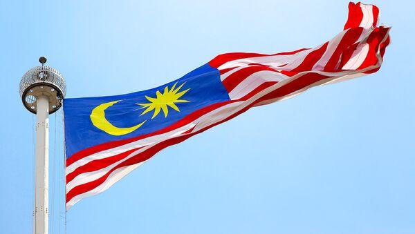 La bandiera della Malesia - Sputnik Italia