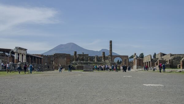 Rovine di Pompei - Sputnik Italia