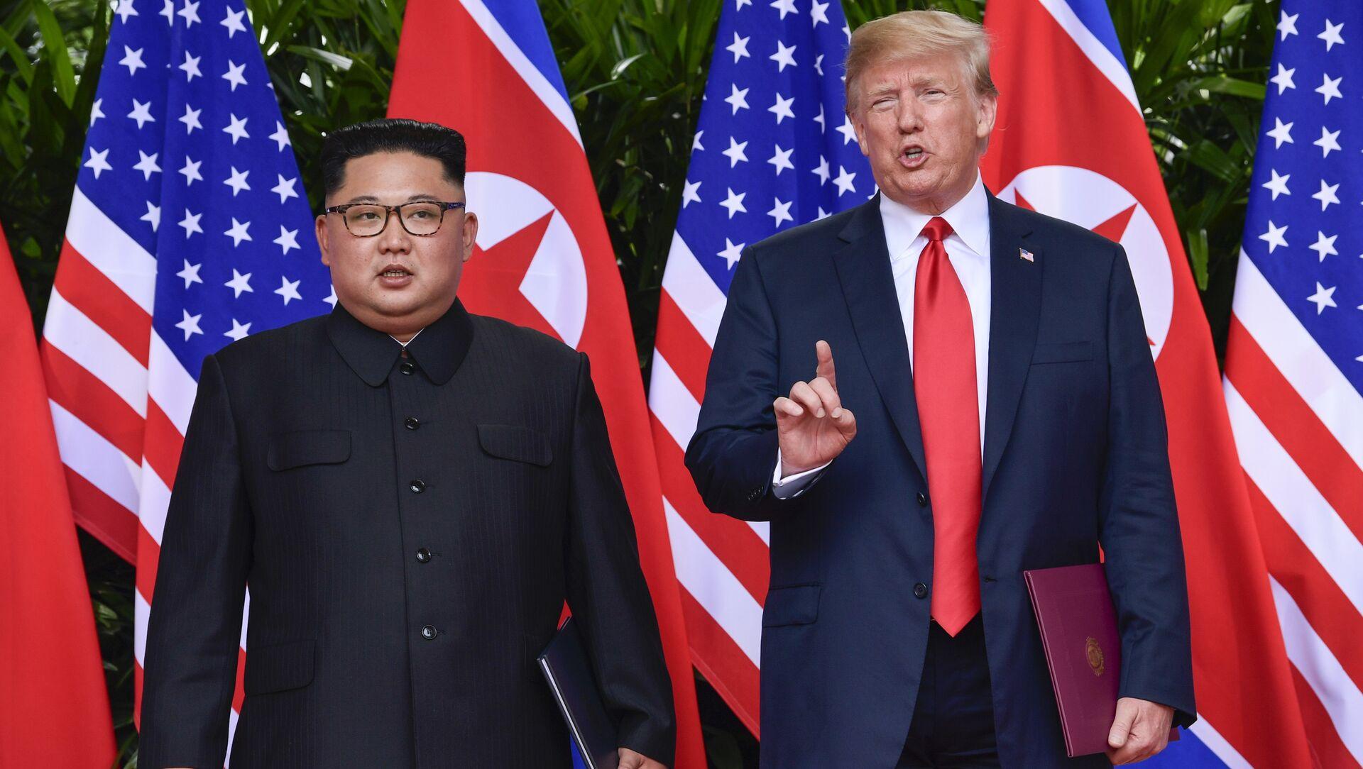 Negli USA prevedono la ripresa dei test missilistici in Corea del Nord - Sputnik Italia, 1920, 16.03.2021