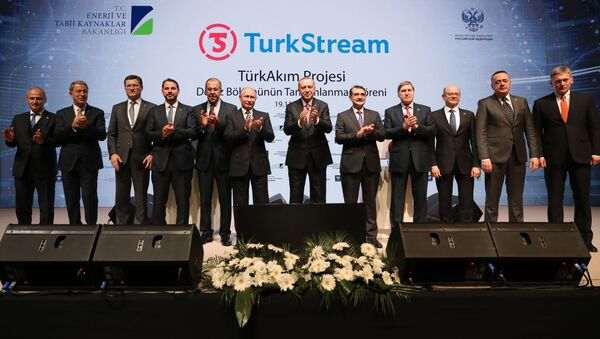 Putin a Istanbul per completamento Turkish Stream - Sputnik Italia