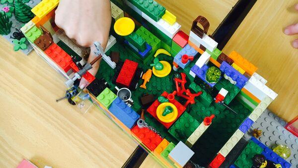 Lego - Sputnik Italia