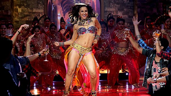 Attrice del Bollywood indiano Elli Avram. - Sputnik Italia