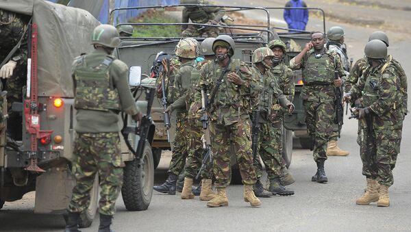 Forze di sicurezza keniane - Sputnik Italia