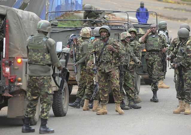 Forze di sicurezza keniane