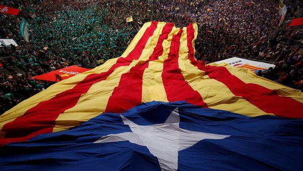 Bandiera Catalogna - Sputnik Italia