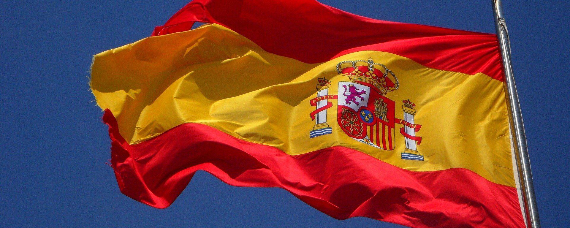 Bandiera Spagna - Sputnik Italia, 1920, 07.06.2021