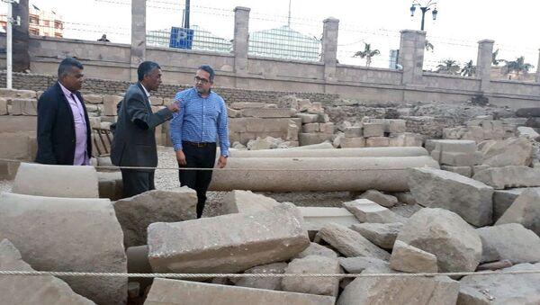 Egitto, scoperta la tomba di un servo del tempio di Amon - Sputnik Italia