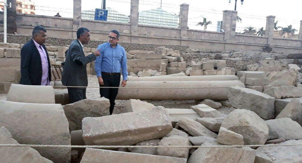 Egitto, scoperta la tomba di un servo del tempio di Amon
