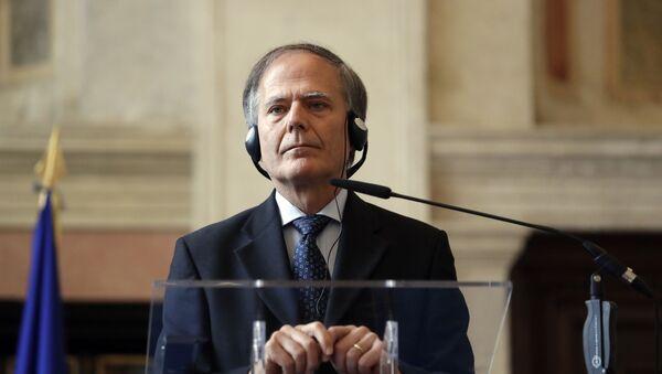 Enzo Moavero Milanesi - Sputnik Italia