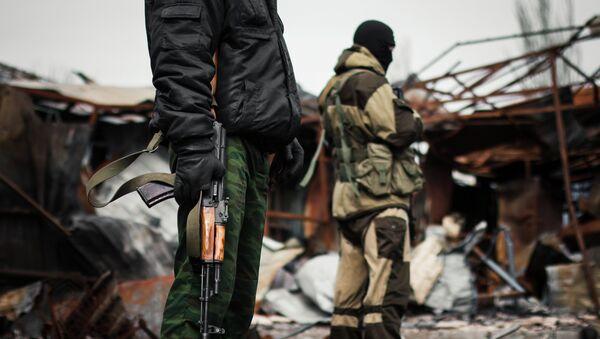 Situazione in Donbass - Sputnik Italia