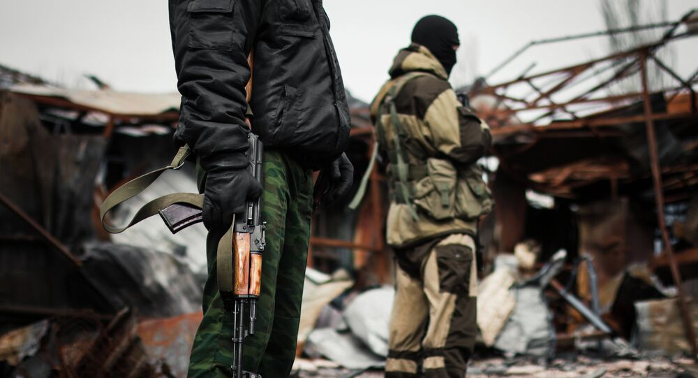 La situazione in Donbass (foto d'archivio)