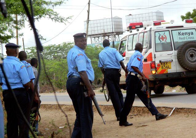 Polizia in Kenya