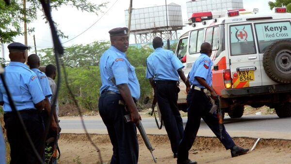 Polizia in Kenya - Sputnik Italia