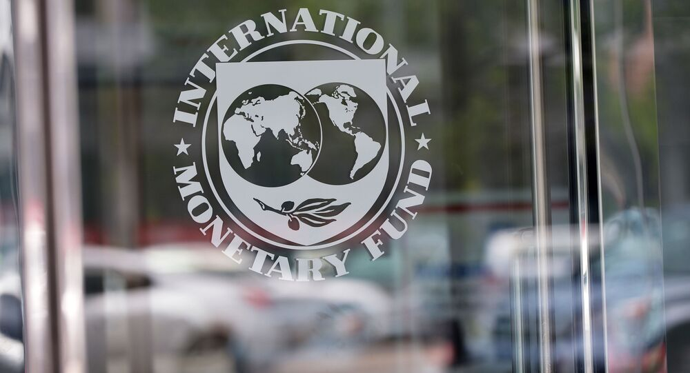 La sede dell'Fmi a Washington