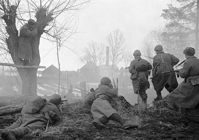 Battaglia di Mosca, 1942