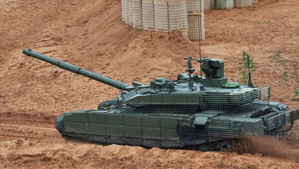 Carro armato T-90M - Sputnik Italia