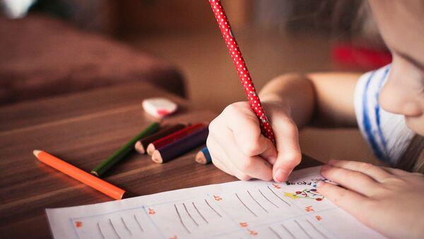 Bambina al lavoro - Sputnik Italia