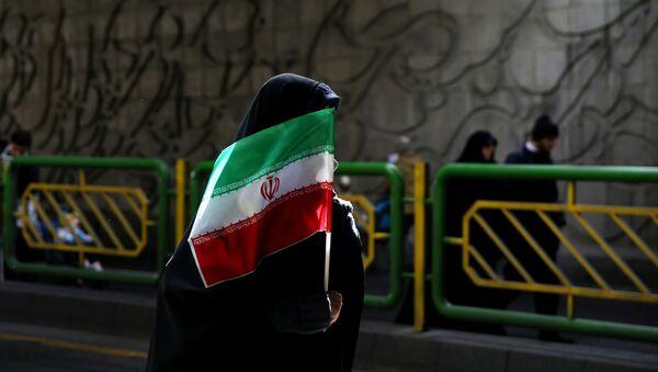 Bandiera Iran - Sputnik Italia