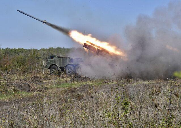 Fuoco d'artiglieria