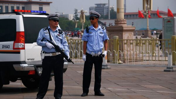 Polizia cinese - Sputnik Italia