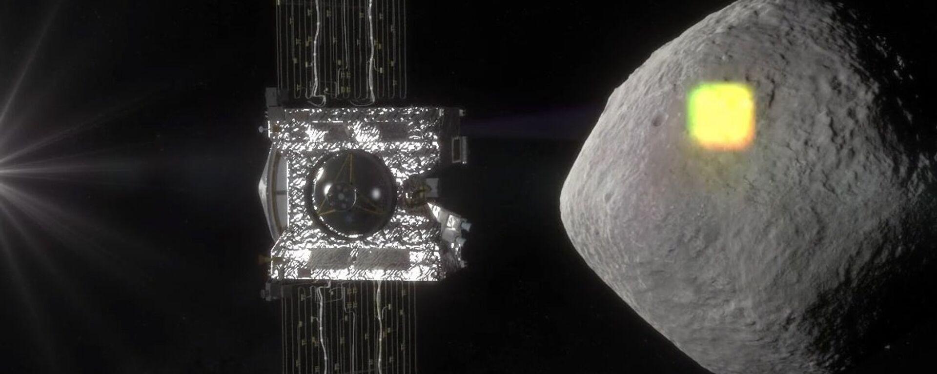 Asteroid Bennu - Sputnik Italia, 1920, 12.08.2021