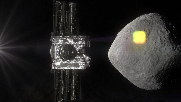 Asteroid Bennu - Sputnik Italia