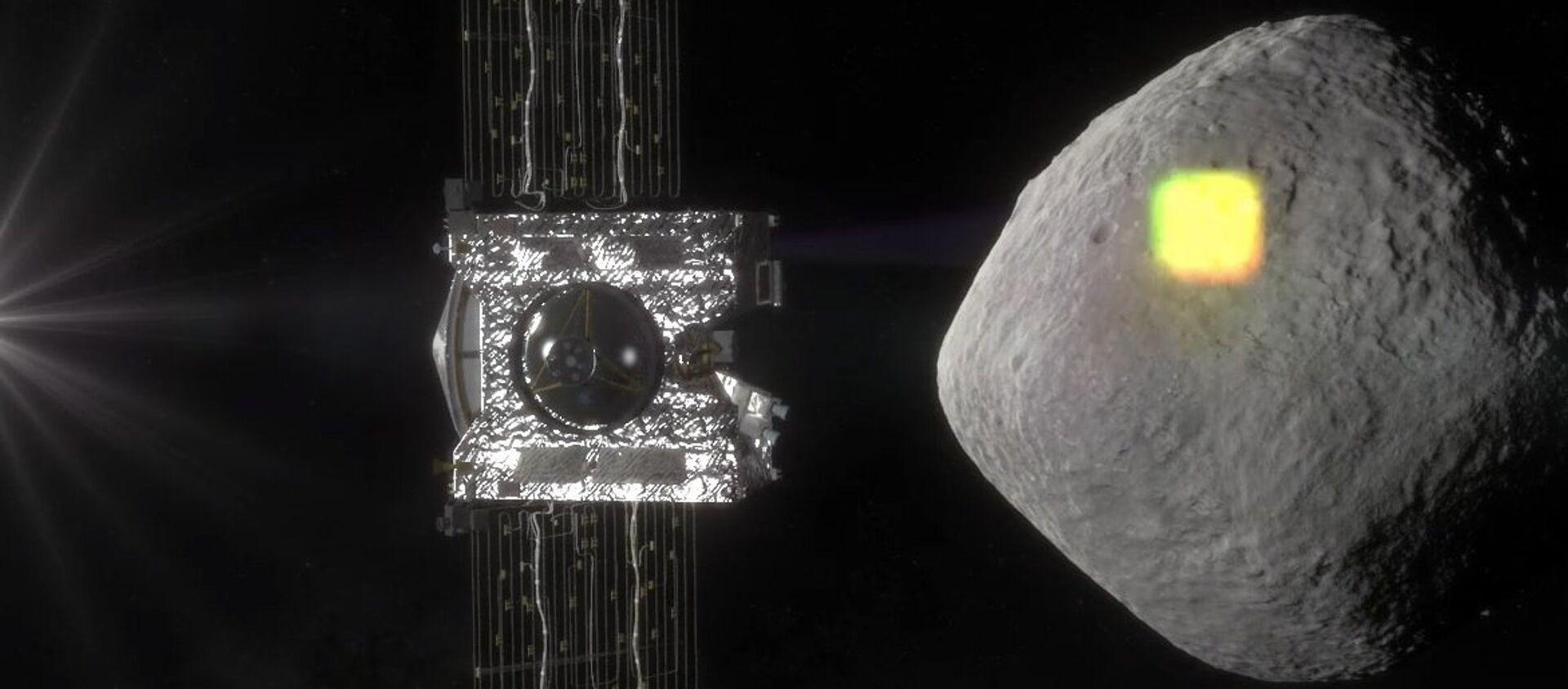 Asteroid Bennu - Sputnik Italia, 1920, 10.10.2020