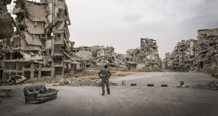 Syria, the slow return to life - Giorgio Bianchi