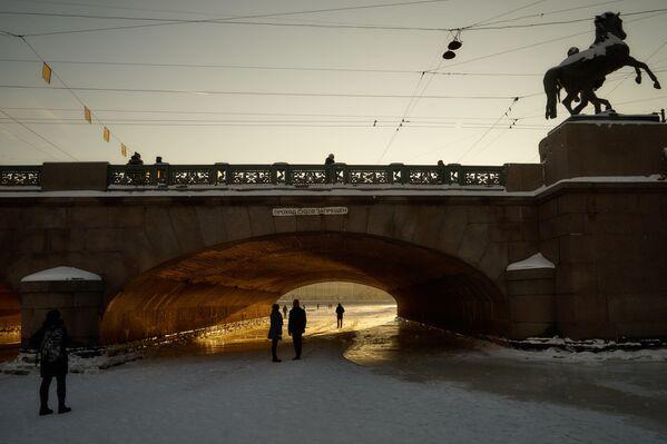 San Pietroburgo d'inverno - Sputnik Italia