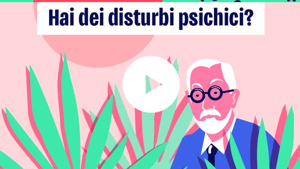 Test sulla propensione a disturbi mentali - Sputnik Italia