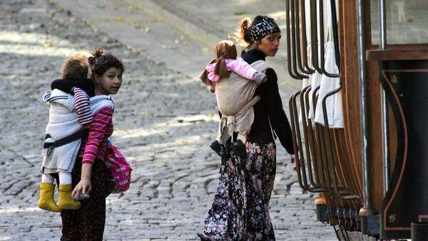 Rom senzatetto - Sputnik Italia