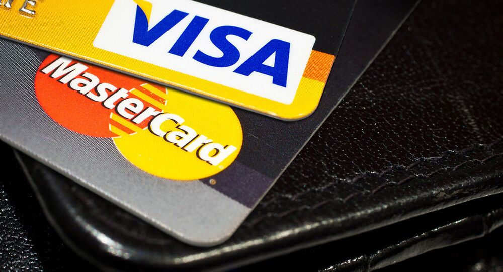 Visa e Mastercard