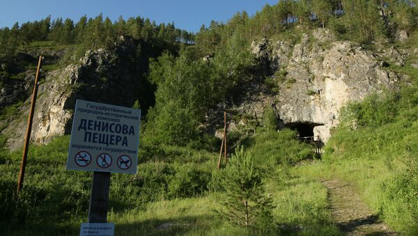 Grotta di Denisova - Sputnik Italia