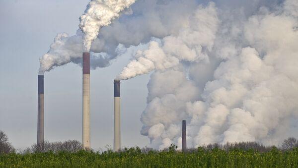 Emissioni Co2 - Sputnik Italia