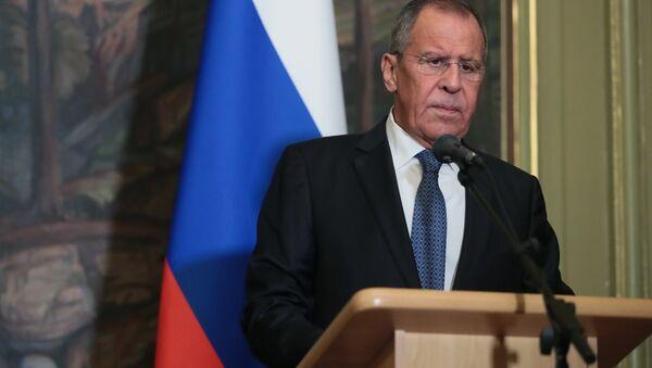 Russian Foreign Minister Sergei Lavrov - Sputnik Italia
