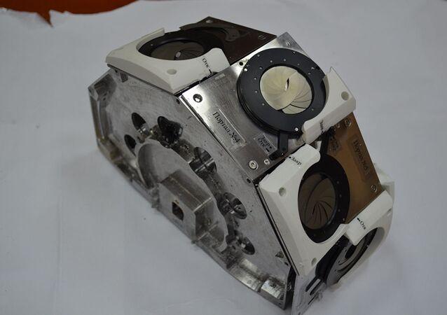 Biostampante della società Invitro ricuperato dopo l'incidente del razzo Soyuz-FG