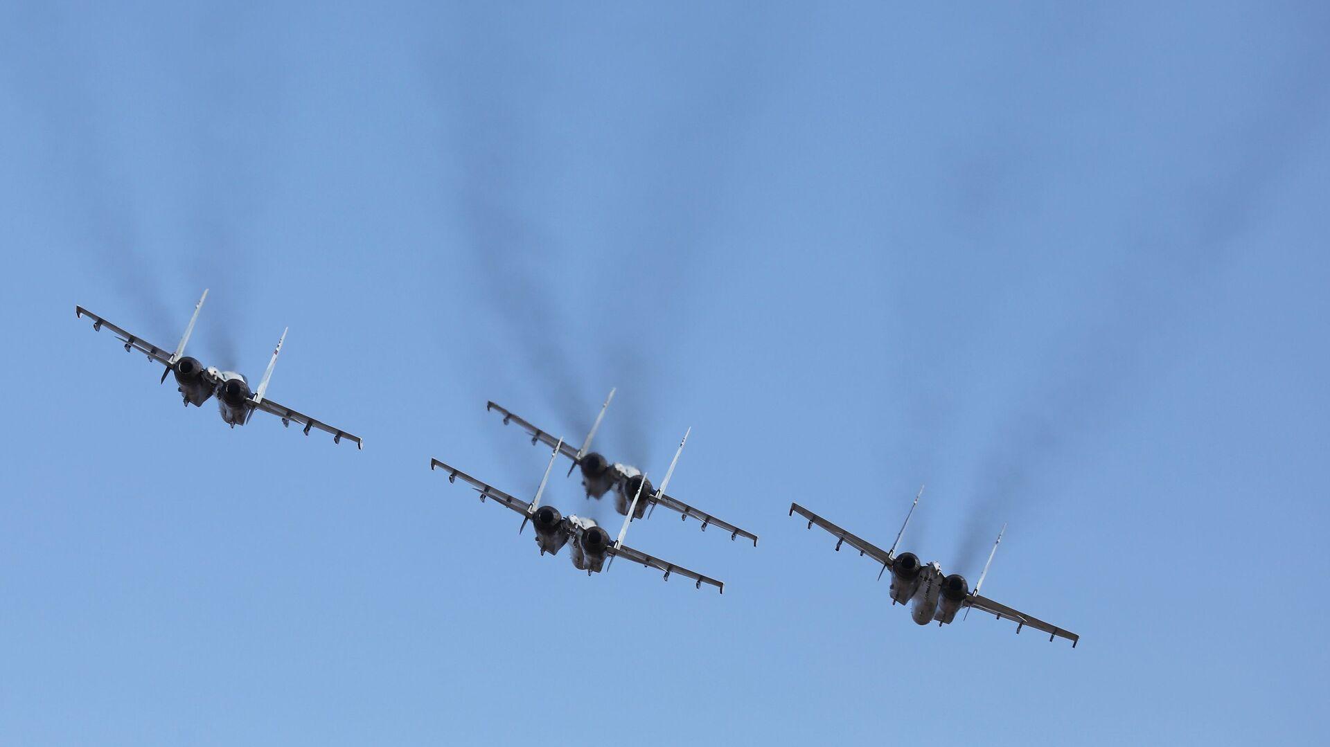 I caccia Su-35S - Sputnik Italia, 1920, 26.05.2021