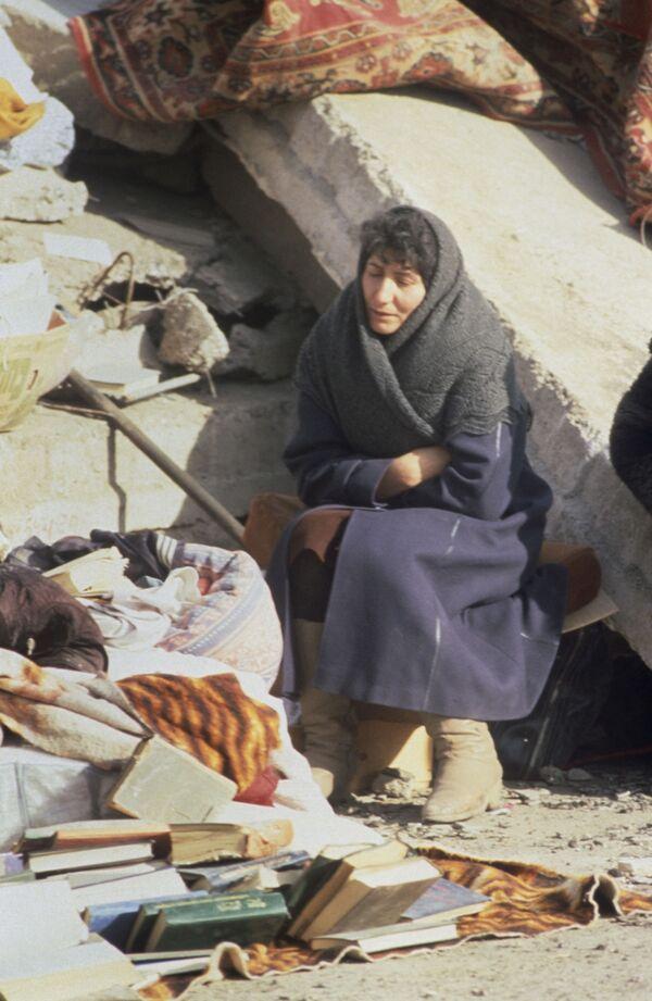 Il terremoto di Spitak del 7 dicembre 1988 - Sputnik Italia