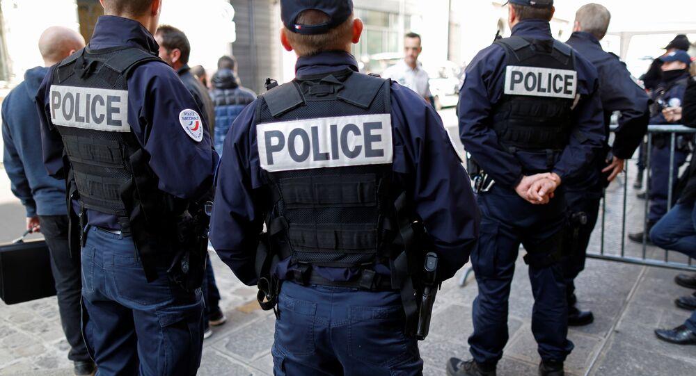 Polizia a Parigi